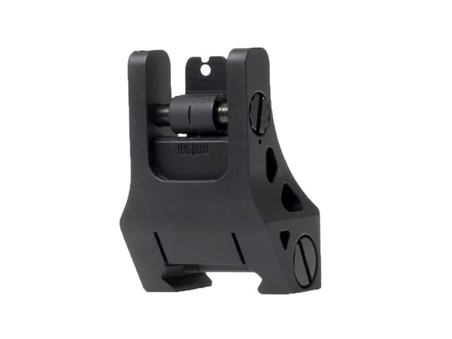 Troy Industries Gen 2 Fixed Rear Battle Sight AR-15 Black