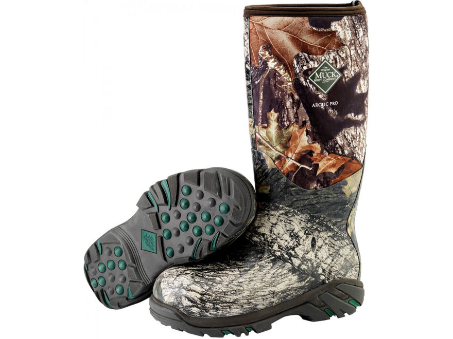 "Muck Arctic Pro 17"" Hunting Boots Rubber and Nylon Men's"