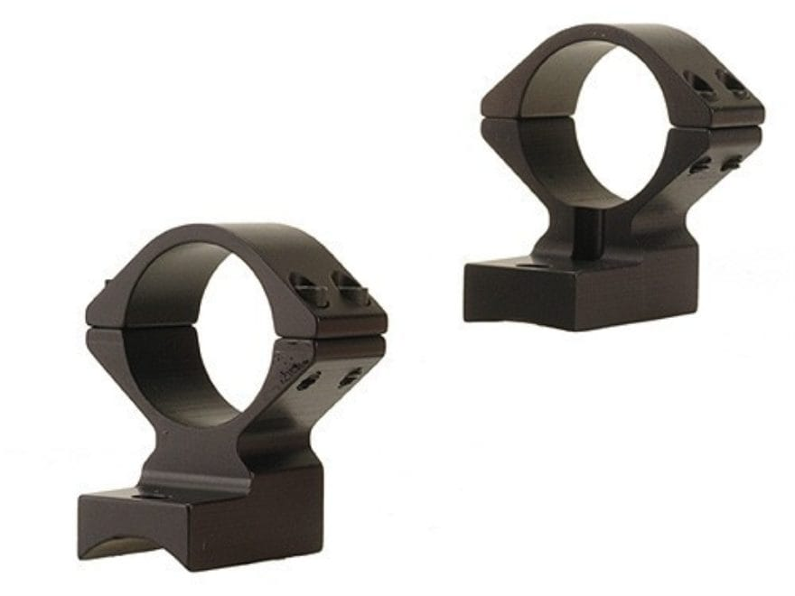 Talley Lightweight 2-Piece Scope Mounts with Integral Rings Weatherby Light Weight 6 Lu...