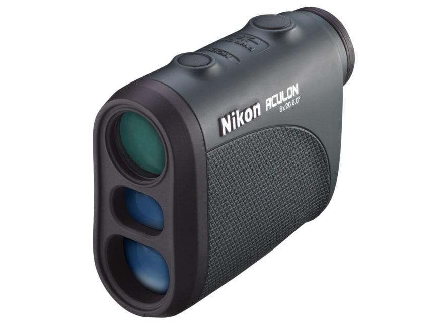 Nikon Aculon Laser Rangefinder 6x 20mm