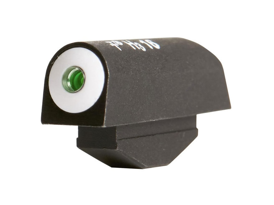 XS Front Night Sight S&W J-Frame, Ruger SP101 Matte Tritium Big Dot Pinned Front