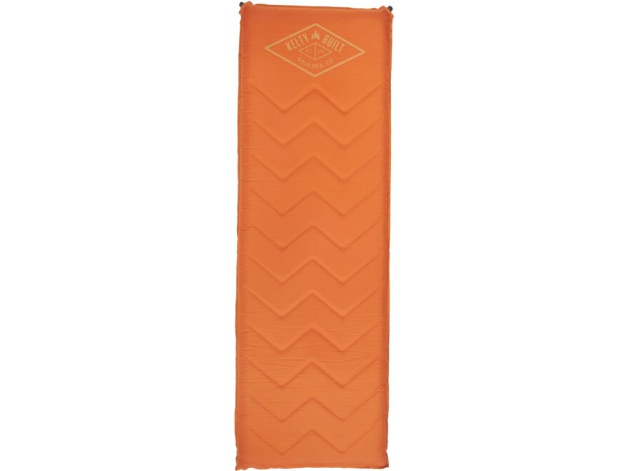 Kelty Galactic SI Sleeping Pad Polyester Orange