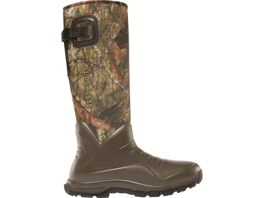 "LaCrosse 3.5mm Aerohead Sport 16"" Hunting Boots Polyurethane Clad Neoprene Realtree Xtr..."