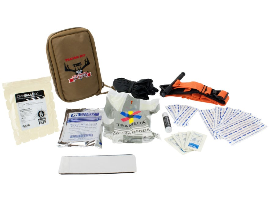 TMS Outdoors Hunter Operator Advanced Trauma Kit