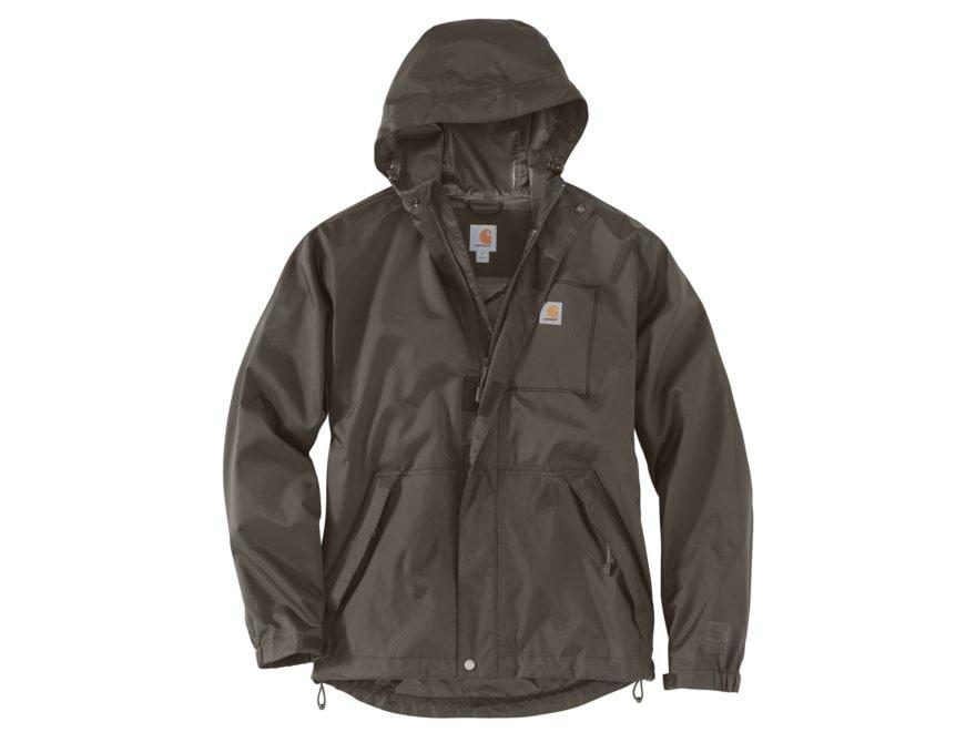 Carhartt Men's Dry Harbor Waterproof Rain Jacket Nylon