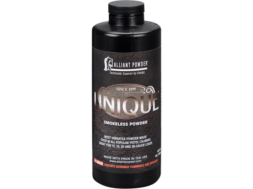 Alliant Unique Smokeless Powder
