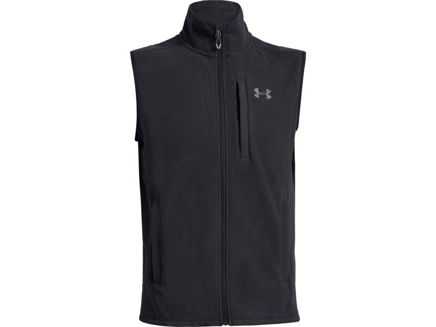Under Armour Men's UA Offgrid Fleece Solid Vest Polyester