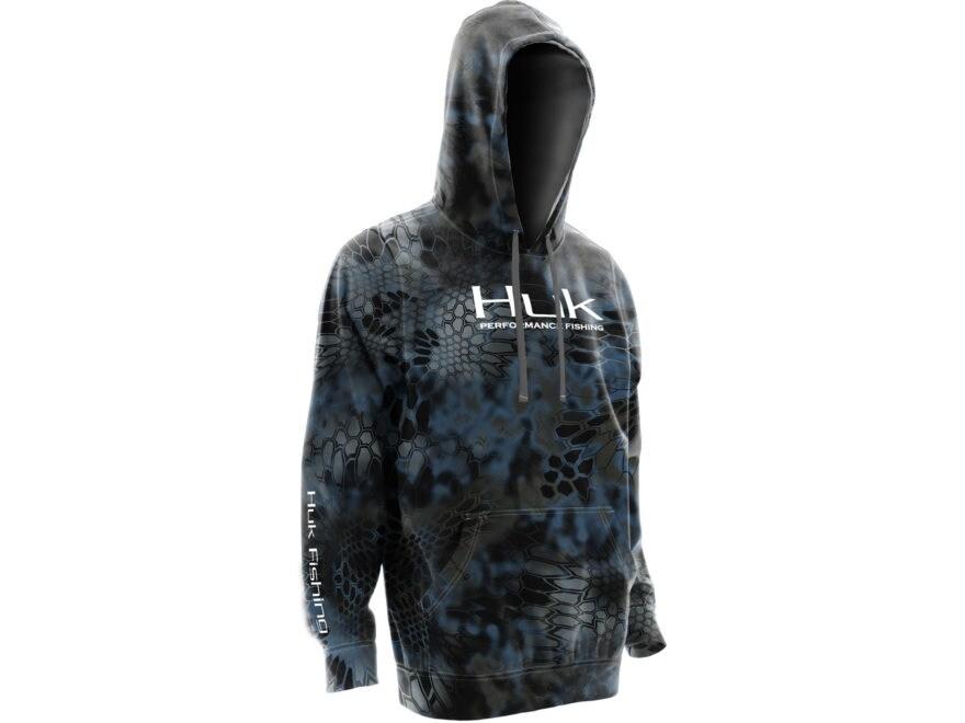 Huk Men's Performance Hoodie Polyester
