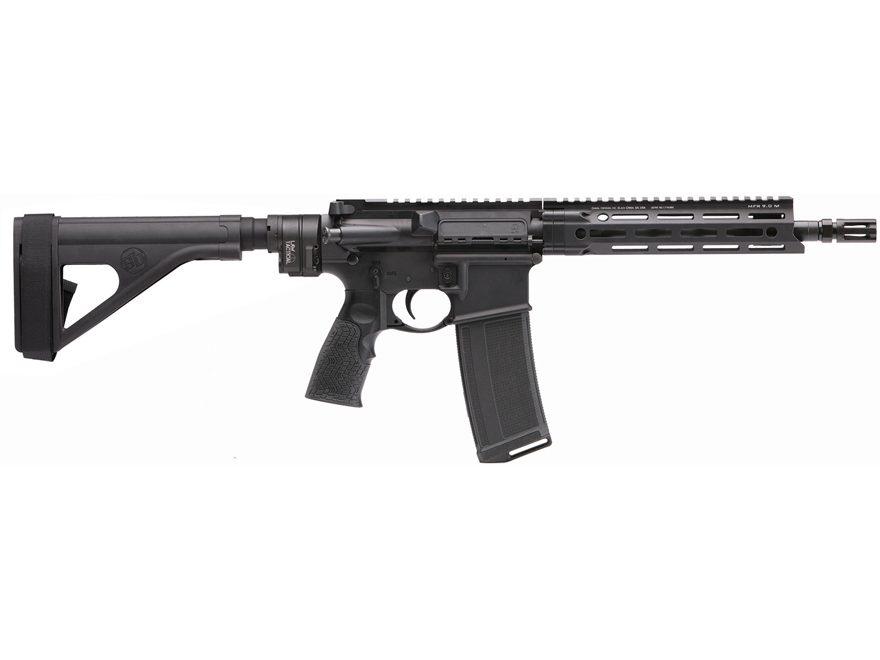 "Daniel Defense V7P Pistol 10.3"" Barrel with Folding Stabilizing Brace 32-Round Polymer"