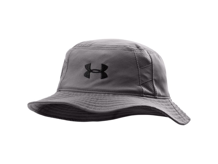 a9ac0b2feac Under Armour UA Ventilated Bucket Hat Synthetic Blend Battleship