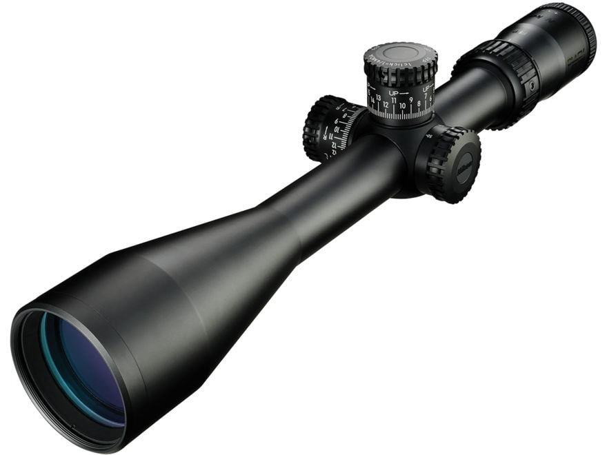 Nikon BLACK FX1000 Rifle Scope 30mm Tube 4-16x 50mm Side Focus First Focal FX-MOA Retic...