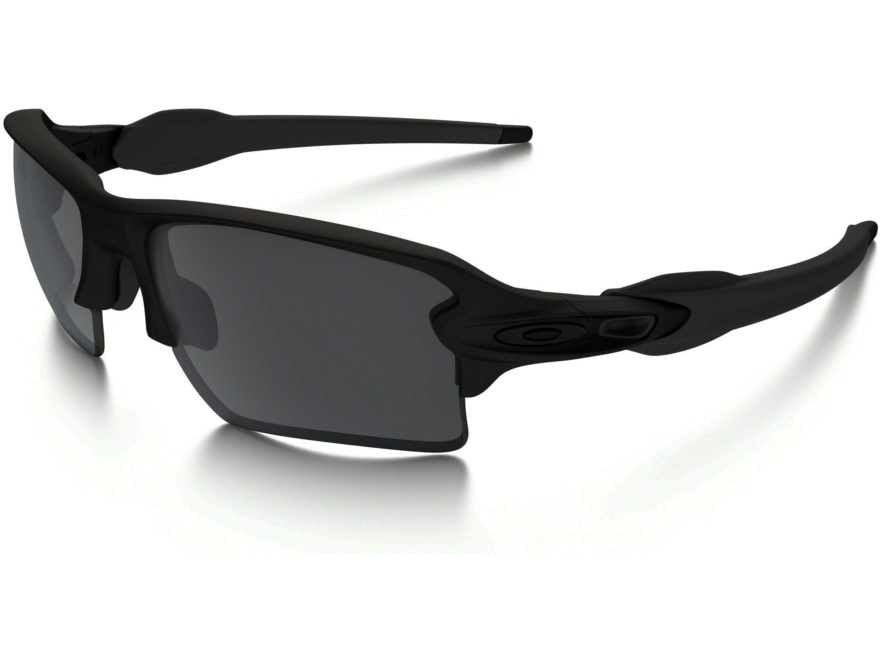 Oakley SI Flak 2.0 XL Blackside Polarized Sunglasses Black Frame/Prizm Black Lens