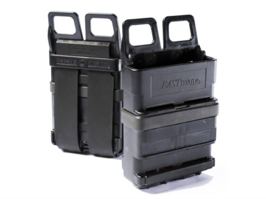 ITW FastMag Gen IV Single Magazine Pouch AR-15 MOLLE Compatible Polymer