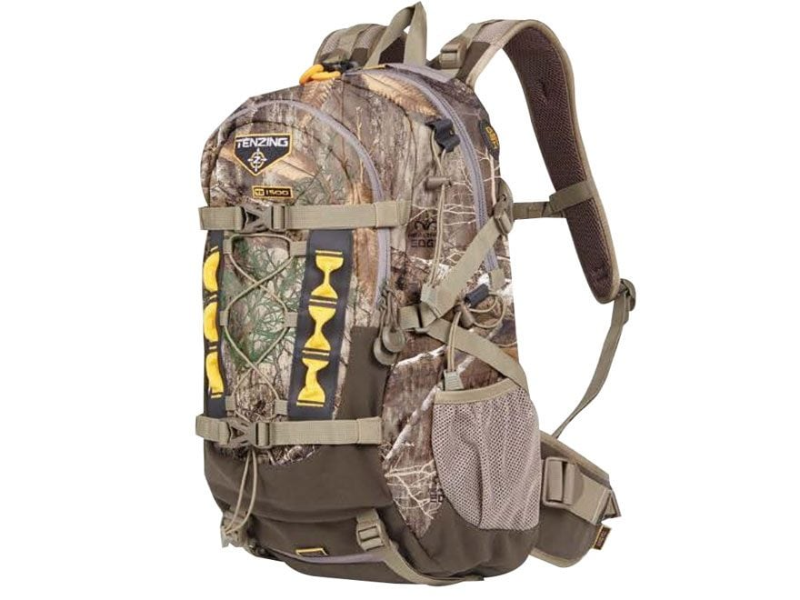 Tenzing TC 1500 The Choice Day Backpack Realtree Edge Camo