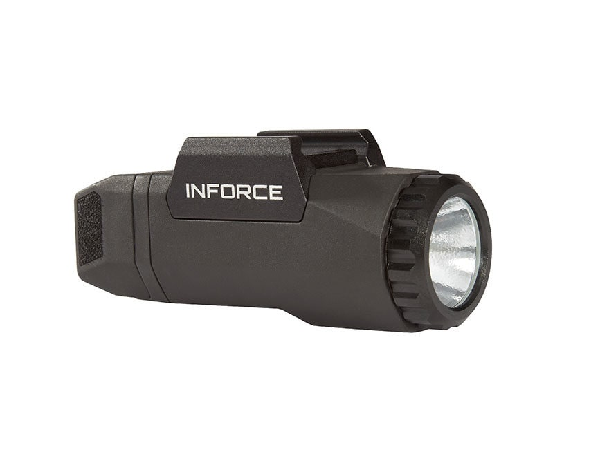 Inforce Gen3 APL Glock Tactical Weapon Light LED with 1 CR123A Battery Fiber Composite ...