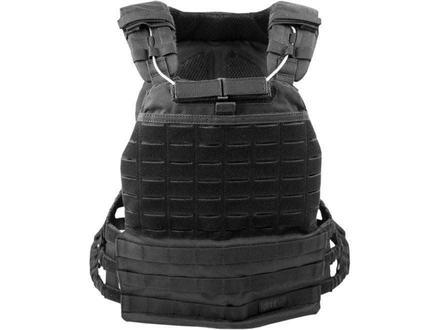 5.11 TacTec Body Armor Plate Carrier 500D Nylon
