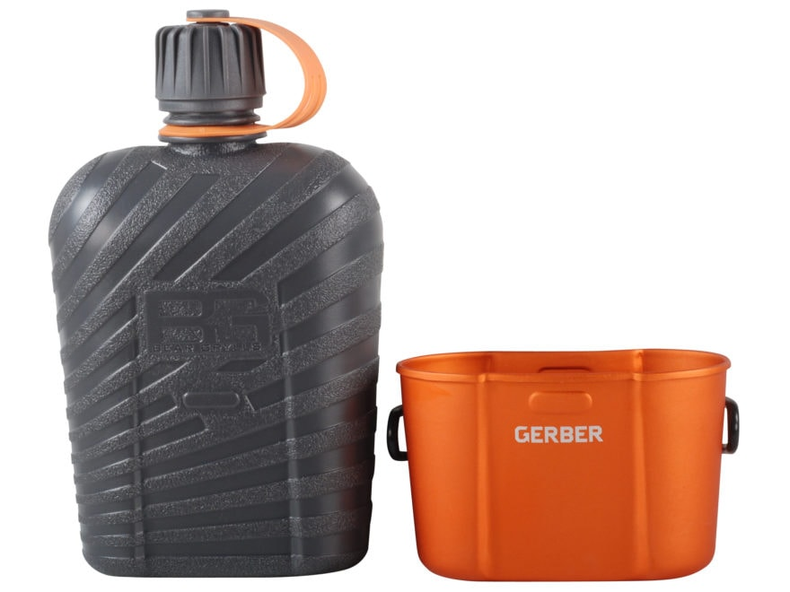 Gerber Bear Grylls Canteen with Cup