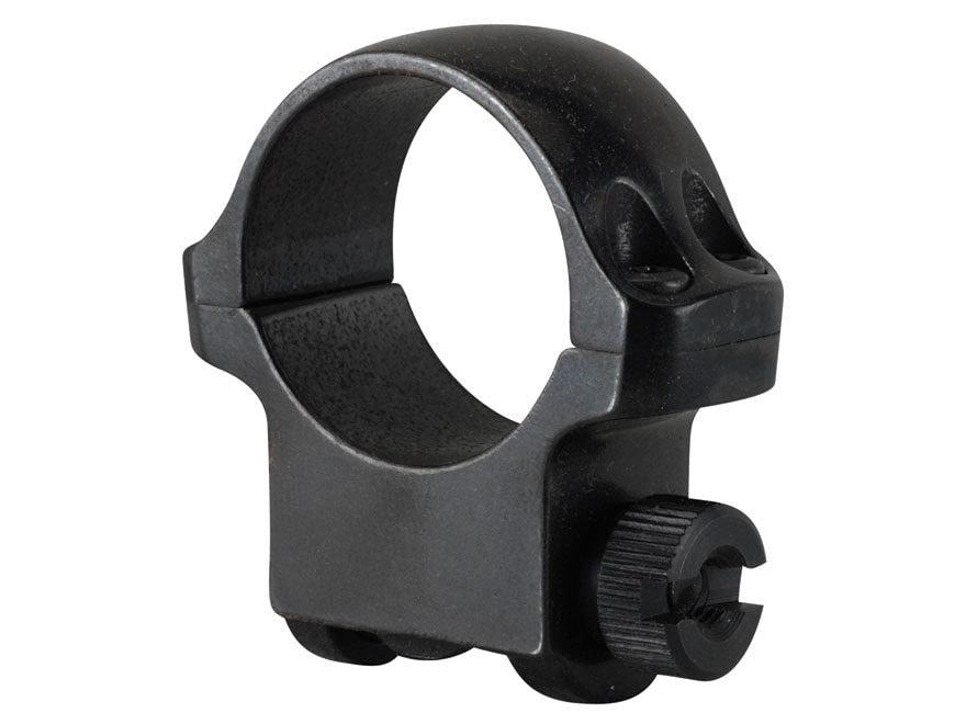 """Ruger 1"""" Ring Mount 4B Gloss Medium"""