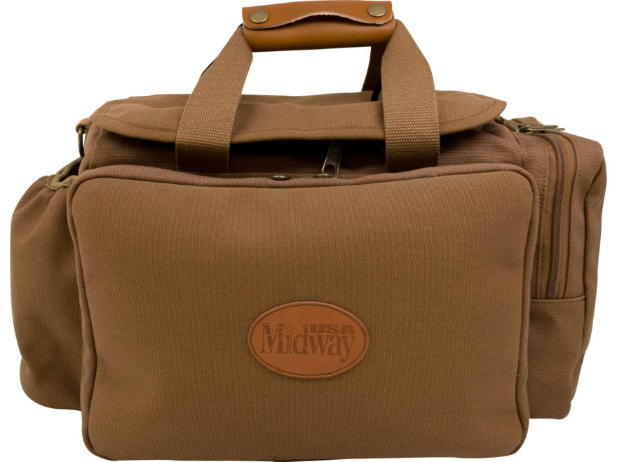Midwayusa Deluxe Cotton Canvas Range Bag