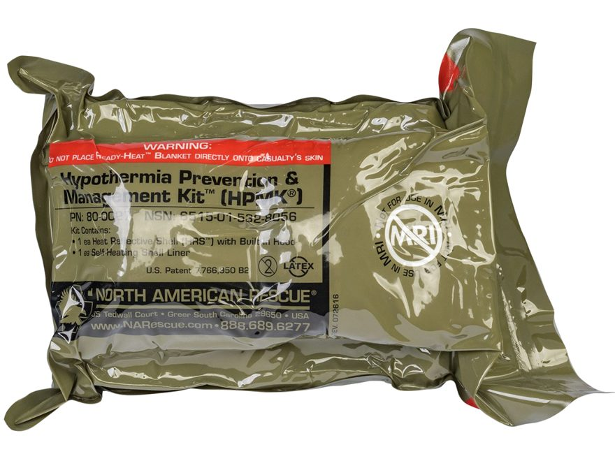 Military Surplus Hypothermia Prevention & Management Kit Grade 1