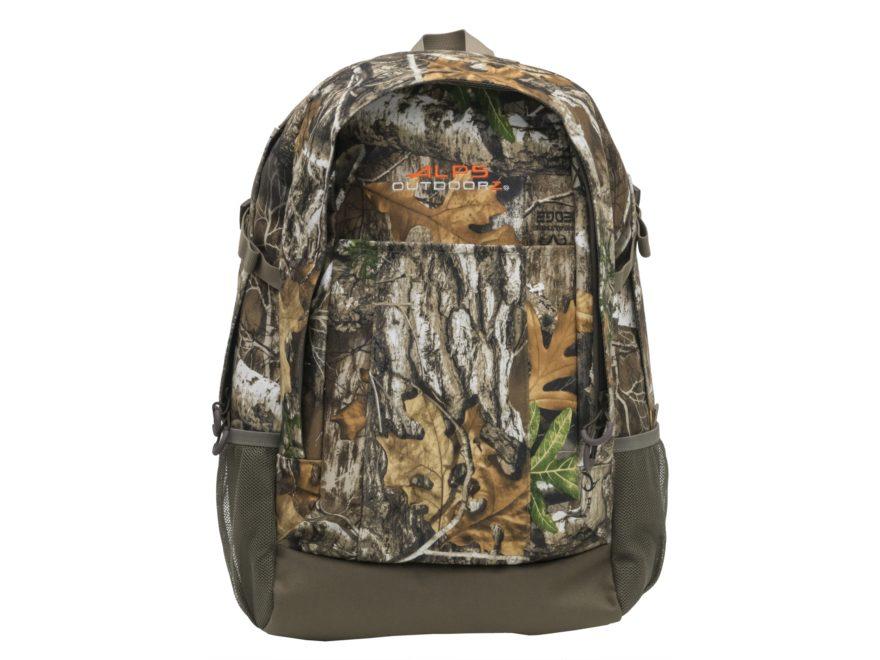 ALPS Outdoorz Coyote Ridge Backpack Realtree Edge Camo