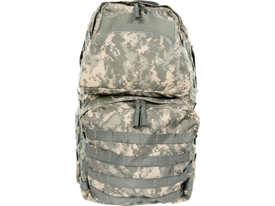 Military Surplus MOLLE II Medium Rucksack Complete Assembly