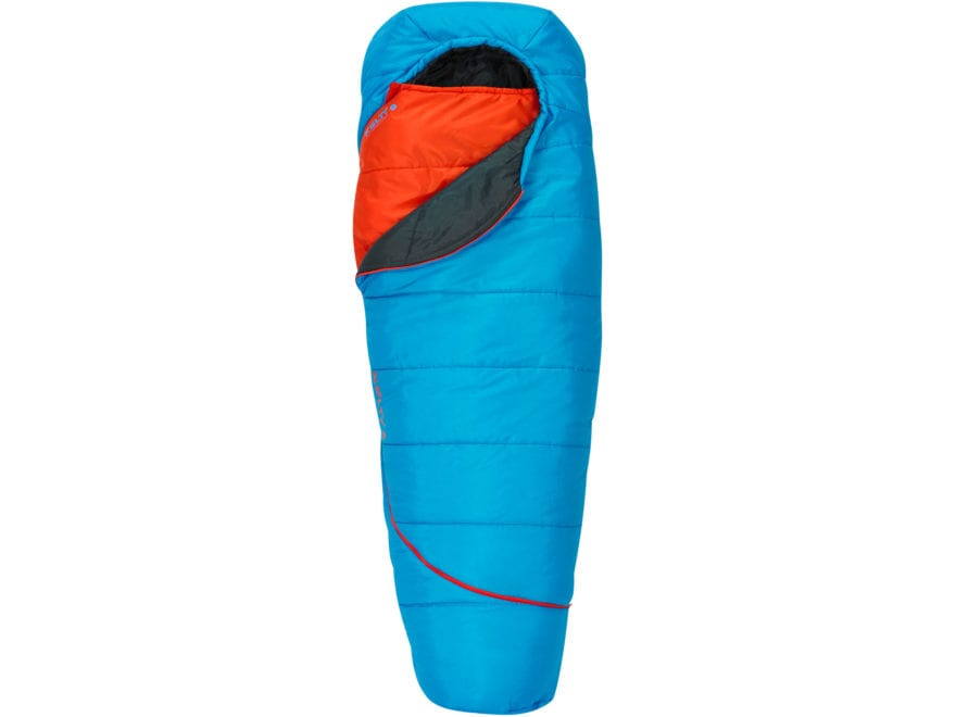 Kelty TRU. Comfort 35 Degree Youth Sleeping Bag Polyester