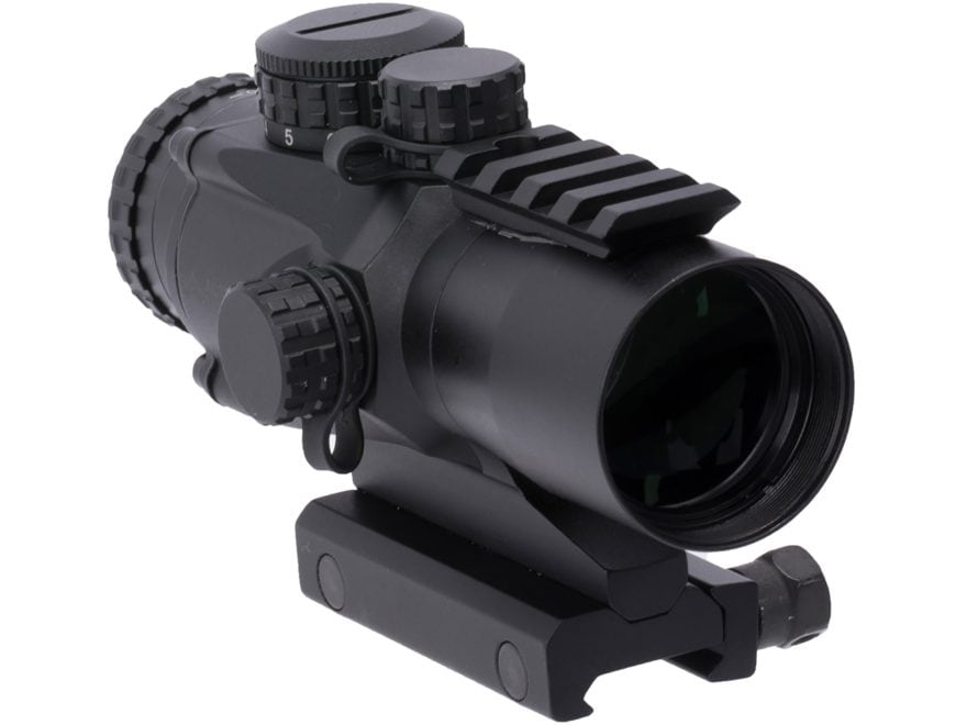 Primary Arms 3x 39mm Compact Prism Sight with Illuminated Reticle Matte