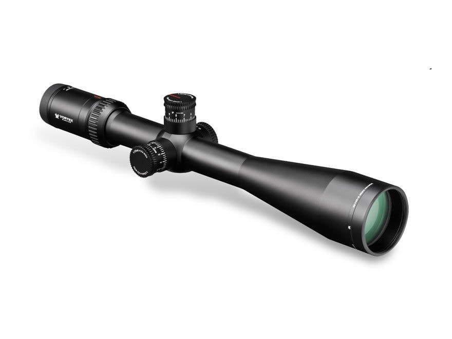 Vortex Optics Viper HST Rifle Scope 30mm Tube 6-24x 50mm Side Focus 1/10 MIL Adjustment...