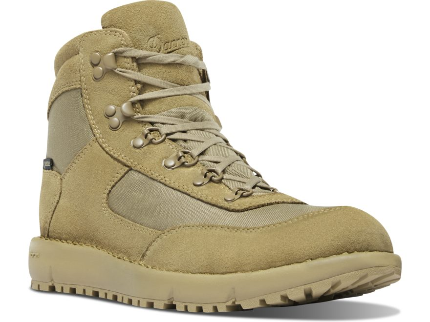 """Danner Feather Light 917 5.5"""" Gore-Tex Hiking Boots Suede/Synthetic Men's"""
