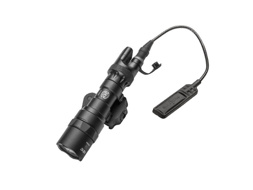Surefire M322C Scout Light Weapon Light LED with ADM Mount with 1 CR123A Battery Alumin...