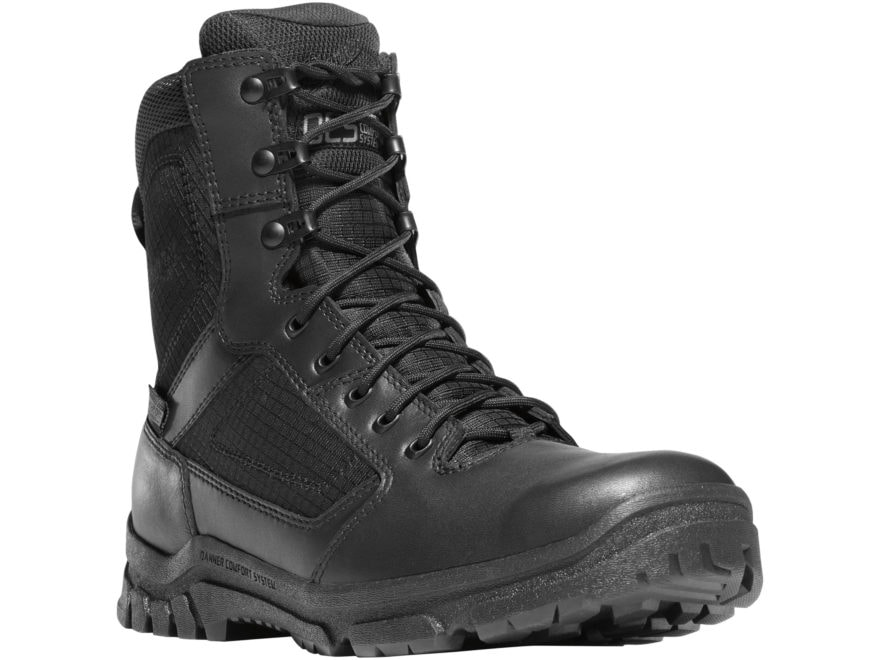 "Danner Lookout 8"" Waterproof Tactical Boots Leather/Nylon Men's"