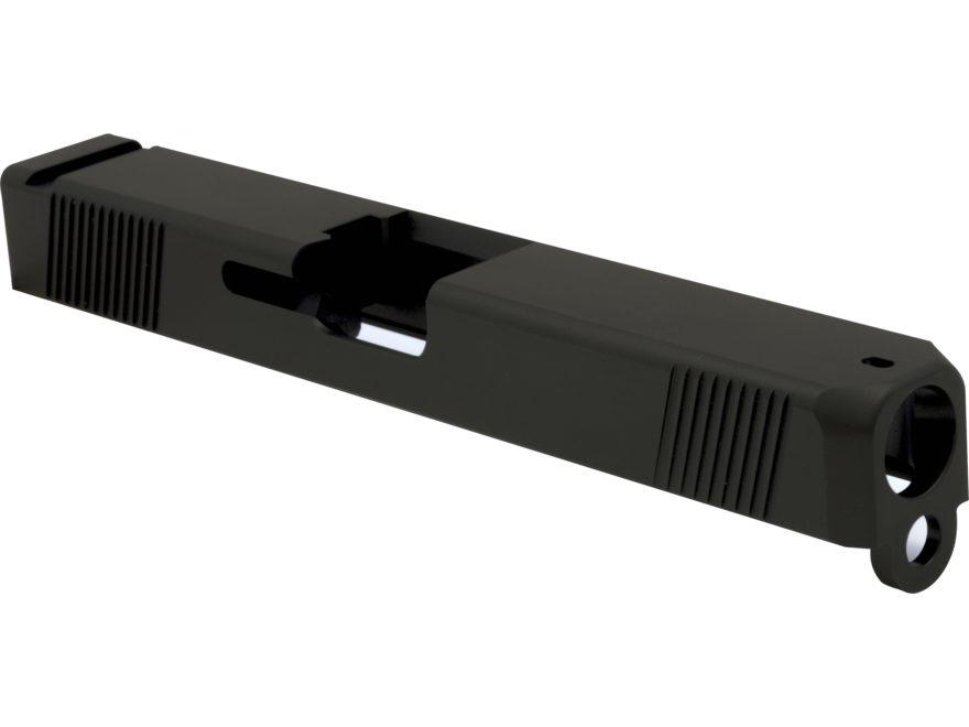 Swenson Slide Glock 17 Gen 3 9mm Luger Stainless Steel Melonite