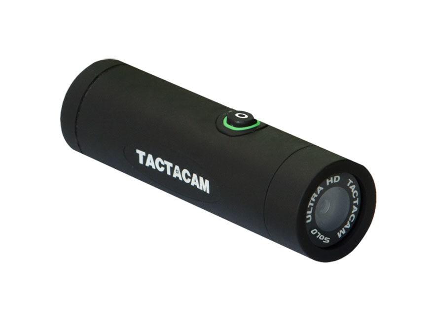 TACTACAM SOLO Action Camera with Gun Mount