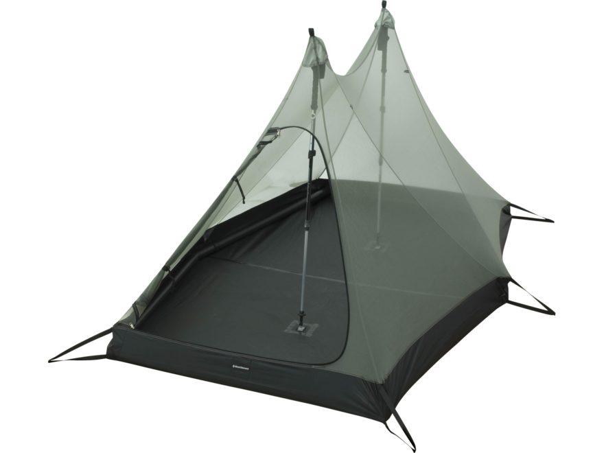 Black Diamond Equipment Beta Bug 2 Person Tent Nylon Gray/Black