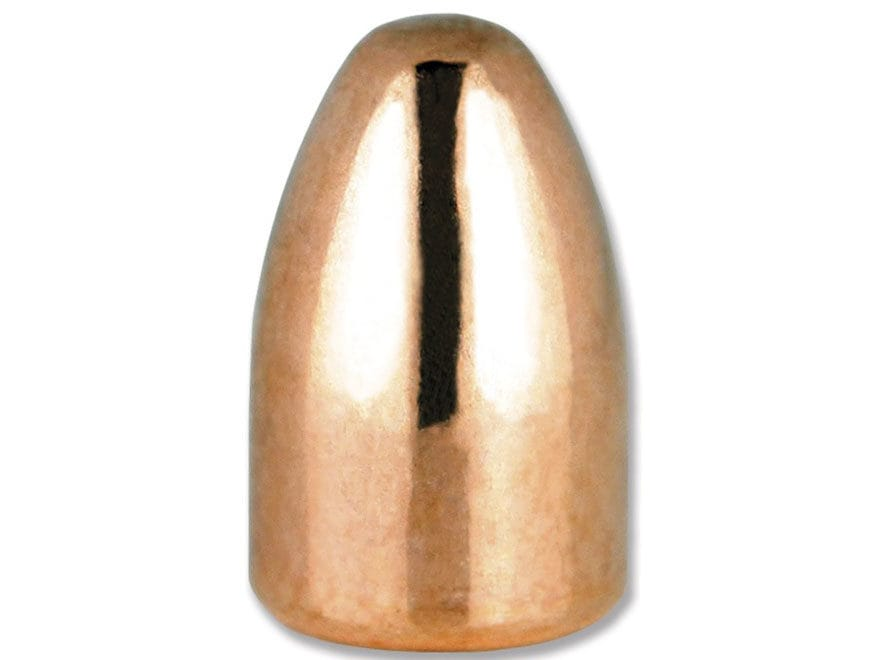 Berry's Superior Plated Bullets 9mm (356 Diameter) 115 Grain Plated Round Nose