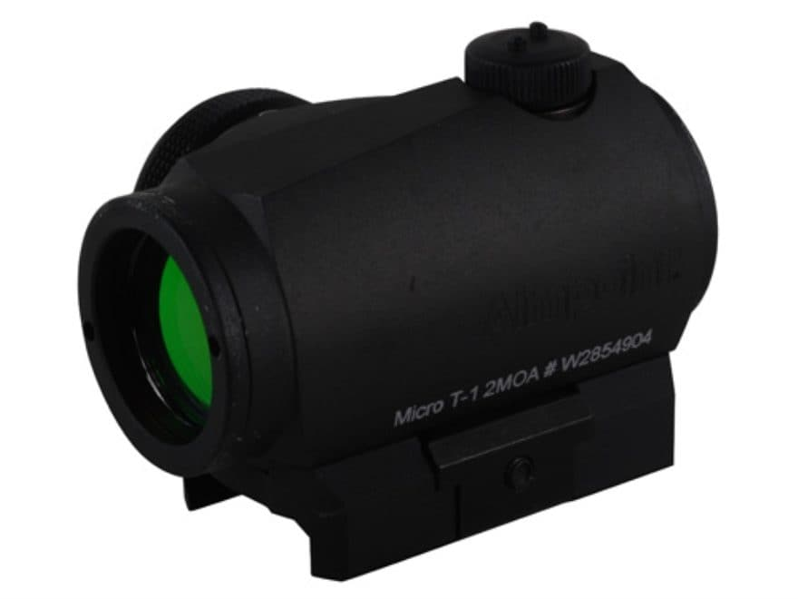 Aimpoint Micro T-1 Tactical Red Dot Sight Matte