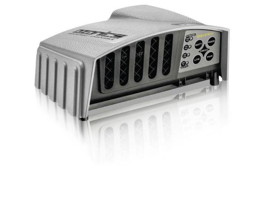 Ozonics HR-200 Electronic Scent Elimination Device Gray