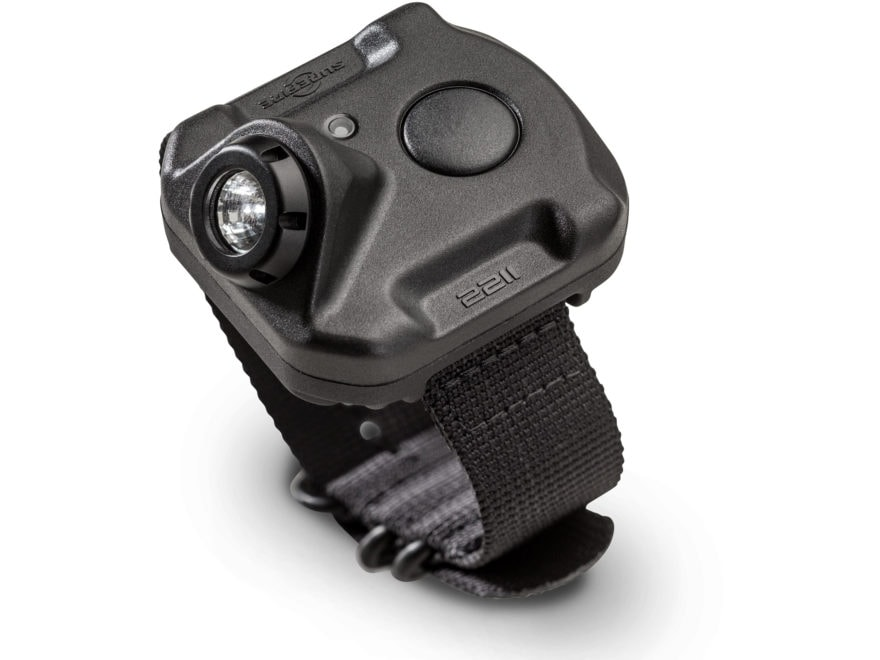 Surefire2211 X WristLight Flashlight LED with Rechargeable Li-Ion Battery Polymer Black