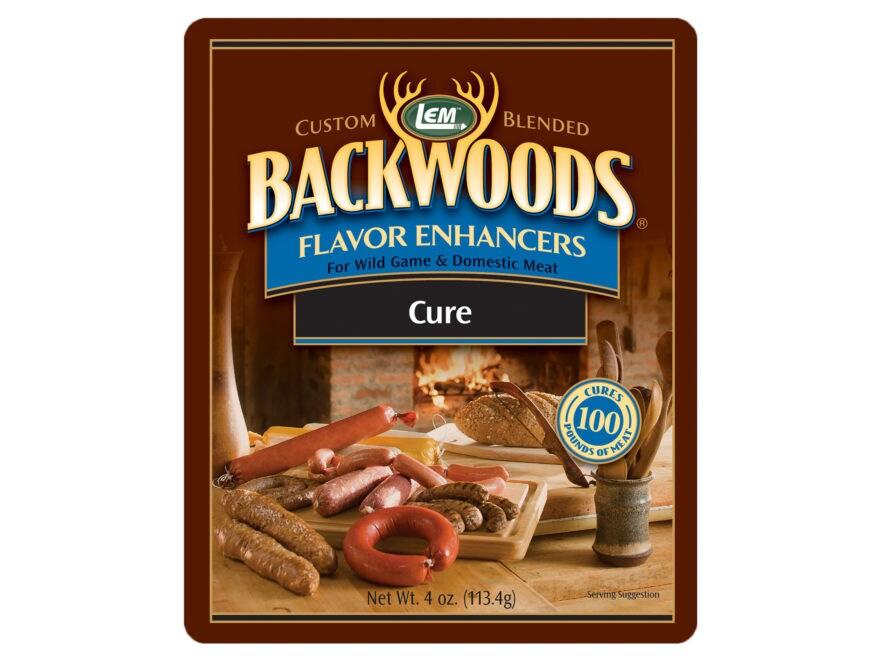 LEM Backwoods Meat Cure 4 oz