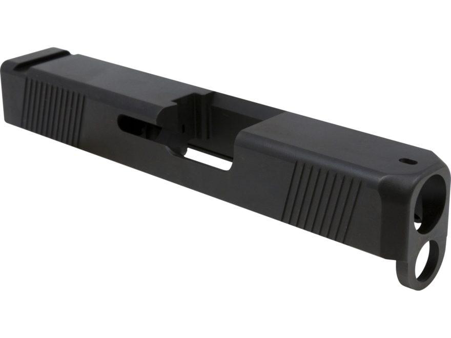 Swenson Slide Glock 26 Gen 3 9mm Luger Stainless Steel Melonite