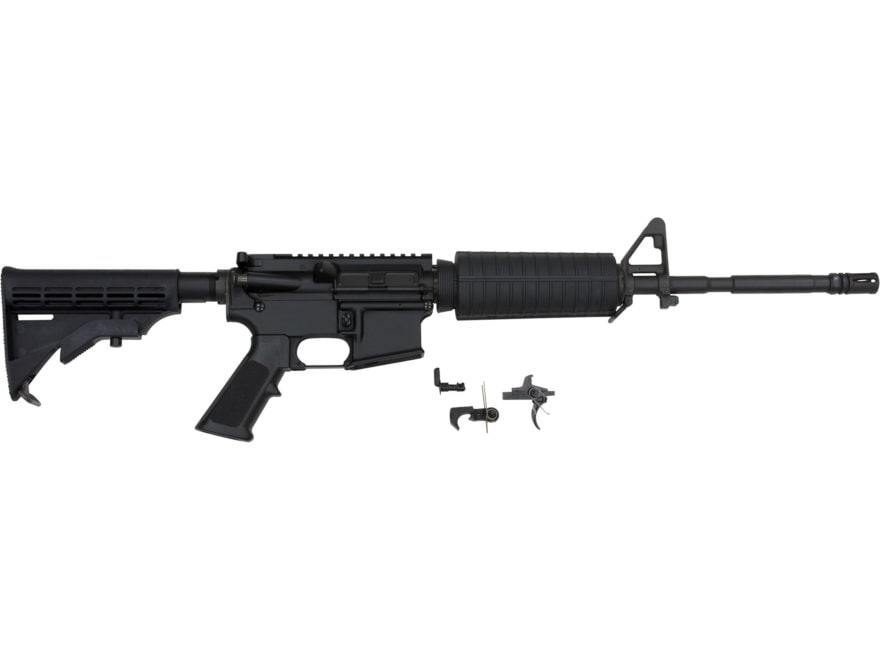 "AR-STONER AR-15 Carbine Kit with Complete Upper Assembly 5.56x45mm NATO 1 in 9"" Twist 1..."