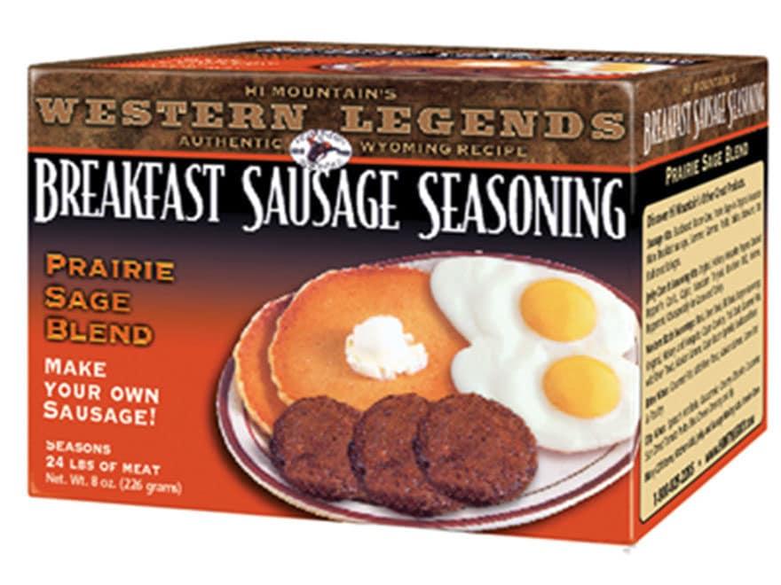 Hi Mountain Breakfast Sausage Seasoning