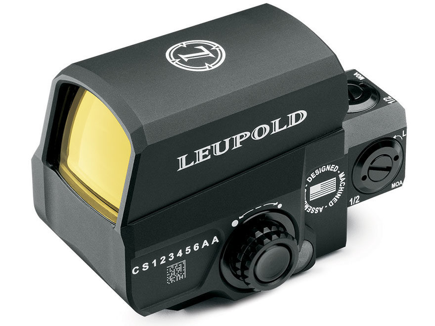 Leupold Carbine Optic (LCO) Red Dot Sight 1 MOA Dot Matte