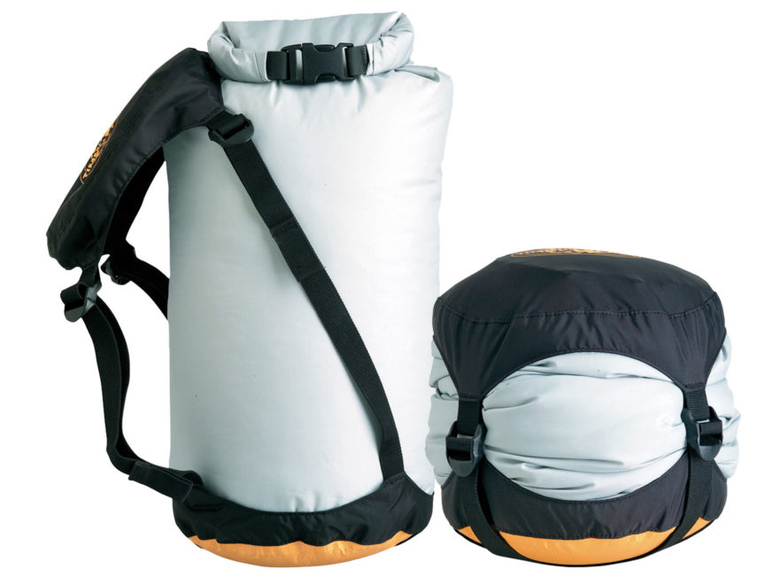 Sea to Summit eVent Compression Dry Bag 30L Gray