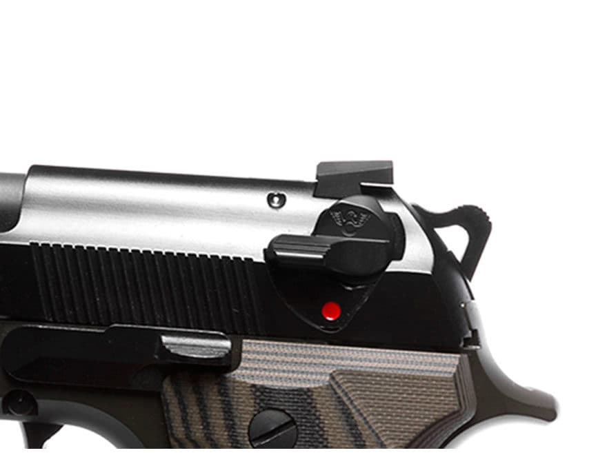 Wilson Combat Standard Single Safety Lever, Decocker Beretta 92, 96 Steel Black