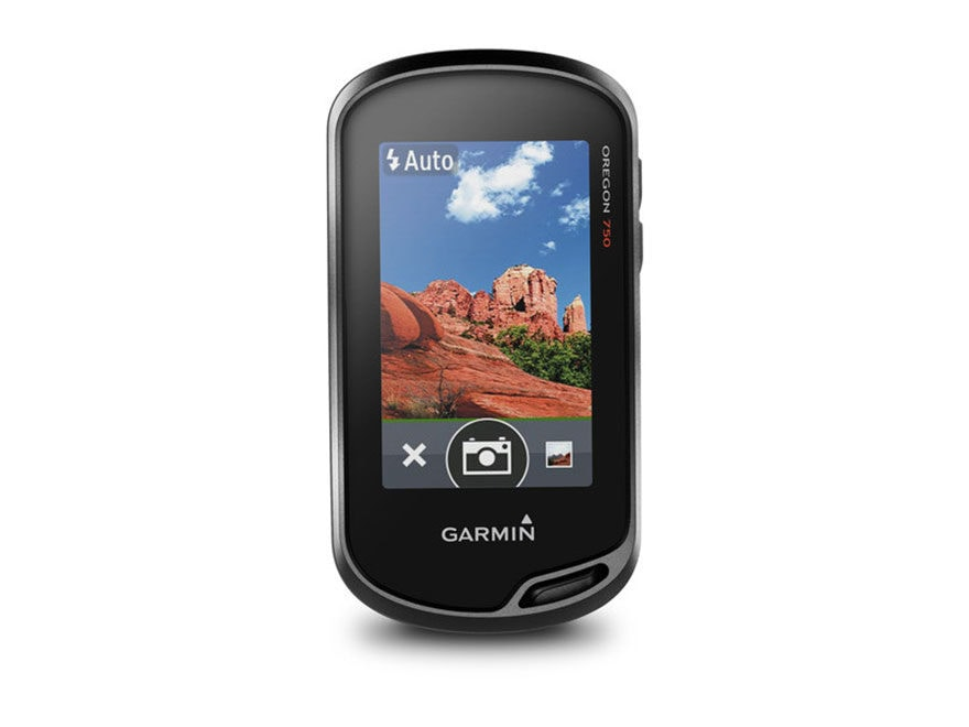 Garmin Oregon 750 Handheld GPS Unit