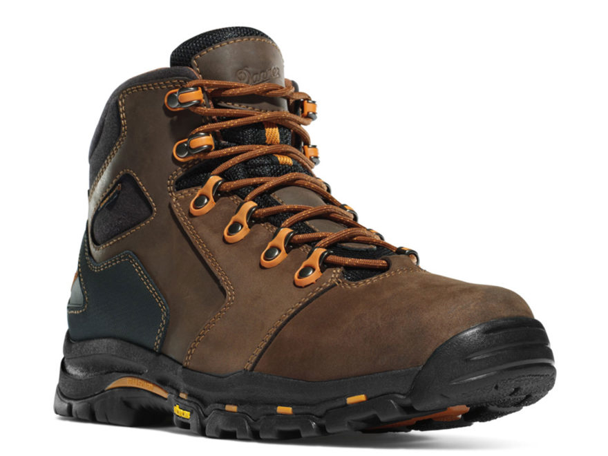 "Danner Vicious 4.5"" Waterproof GORE-TEX Non-Metallic Safety Toe Work Boots Leather Men's"