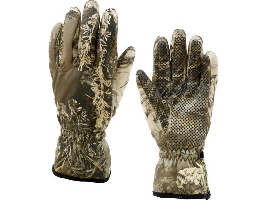 MidwayUSA Men's Prairie Creek Softshell Gloves