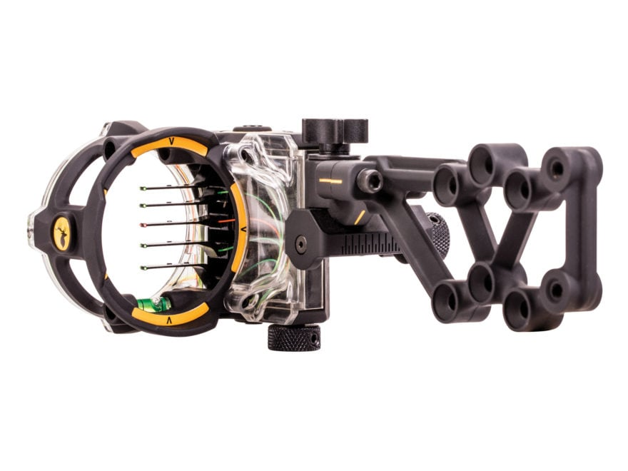 Trophy Ridge React H5 5-Pin Bow Sight with Light